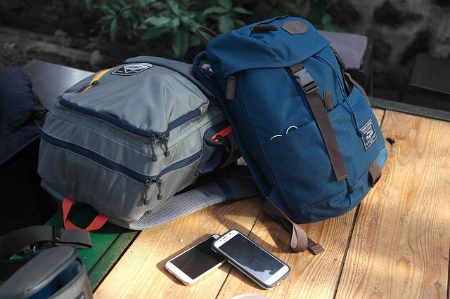 Praktikus laptop hátizsák