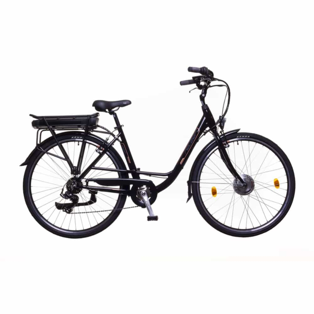 elektromos városi kerékpár